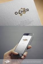 skliberoさんの革命を起こす新ドリンク「O CHER」のロゴへの提案