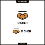 queuecatさんの革命を起こす新ドリンク「O CHER」のロゴへの提案