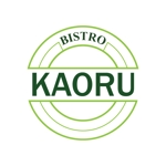 Miyaginoさんの新規飲食店(ビストロ)「BistroKaoru」のロゴへの提案