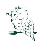 Gi__________さんの新規飲食店(ビストロ)「BistroKaoru」のロゴへの提案