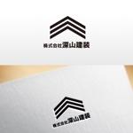 REVELAさんの神奈川県の板金会社・深山建装のデザインロゴへの提案