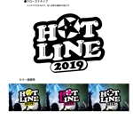 yama0822さんの島村楽器株式会社 ライブコンテスト「HOTLINE」のロゴへの提案