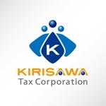 makihirokoさんの「キリサワ税理士法人」のロゴ作成への提案