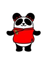 Ochanさんの20代~30代の女性に受け入れられるパンダのキャラクターのイラストへの提案