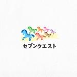 anne_coさんの新会社「セブンクエスト」ロゴ1点の提案への提案