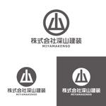 oroshiponsさんの神奈川県の板金会社・深山建装のデザインロゴへの提案