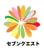 ks_1234さんの新会社「セブンクエスト」ロゴ1点の提案への提案