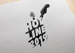 LittleJunさんの島村楽器株式会社 ライブコンテスト「HOTLINE」のロゴへの提案