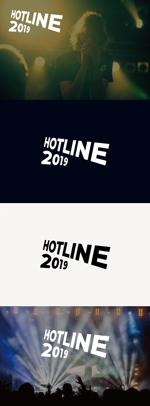 tanaka10さんの島村楽器株式会社 ライブコンテスト「HOTLINE」のロゴへの提案