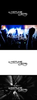 red3841さんの島村楽器株式会社 ライブコンテスト「HOTLINE」のロゴへの提案