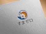 hayate_designさんのハウスメーカー新ブランド「すまゼロ」ロゴデザインの募集への提案
