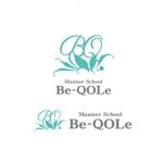 マナースクール屋号ロゴ(商標登録なし)への提案