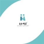 kinv001さんの外国人の人材派遣会社のロゴへの提案