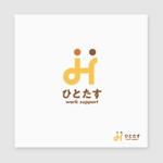 Morinohitoさんの外国人の人材派遣会社のロゴへの提案