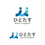 ToneStudioさんの外国人の人材派遣会社のロゴへの提案