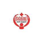 arizonan5さんの外国人の人材派遣会社のロゴへの提案