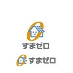 toriyabeさんのハウスメーカー新ブランド「すまゼロ」ロゴデザインの募集への提案