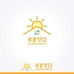 fuku33さんのハウスメーカー新ブランド「すまゼロ」ロゴデザインの募集への提案