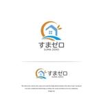 VEROさんのハウスメーカー新ブランド「すまゼロ」ロゴデザインの募集への提案