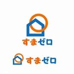 agnesさんのハウスメーカー新ブランド「すまゼロ」ロゴデザインの募集への提案