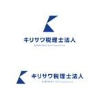 kumobotanさんの「キリサワ税理士法人」のロゴ作成への提案