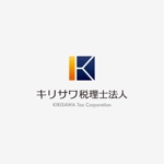 koji-okabeさんの「キリサワ税理士法人」のロゴ作成への提案