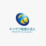 JUN_KATAOKAさんの「キリサワ税理士法人」のロゴ作成への提案