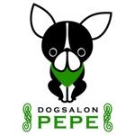 bluemouseさんのドッグサロンのロゴ製作への提案