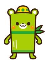 n_shoさんの有限会社竹熊建設 のキャラクターデザインへの提案