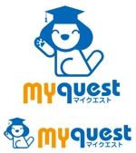 kuma-booさんの「児童向け学習教材」のロゴ作成への提案