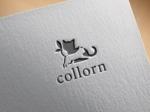 hayate_designさんの個人で運営するウェブメディア「collorn」のロゴ への提案
