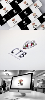 katsu31さんの【当選報酬78,840円】Global展開をめざすバイオベンチャー企業のロゴ制作への提案