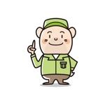 nekofuさんの有限会社竹熊建設 のキャラクターデザインへの提案