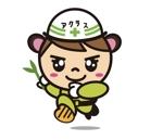 seckyさんの有限会社竹熊建設 のキャラクターデザインへの提案