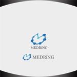 Nakamura__さんの次世代クリニックグループ「MEDRiNG」のロゴへの提案