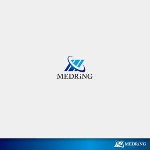 tomotinさんの次世代クリニックグループ「MEDRiNG」のロゴへの提案