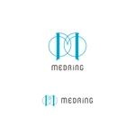 toiroさんの次世代クリニックグループ「MEDRiNG」のロゴへの提案