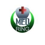 okagedesukobaさんの次世代クリニックグループ「MEDRiNG」のロゴへの提案