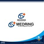 cpo_mnさんの次世代クリニックグループ「MEDRiNG」のロゴへの提案