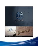 investさんの次世代クリニックグループ「MEDRiNG」のロゴへの提案