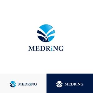 cc110さんの次世代クリニックグループ「MEDRiNG」のロゴへの提案