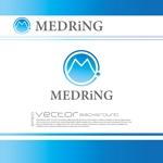 chopin1810lisztさんの次世代クリニックグループ「MEDRiNG」のロゴへの提案