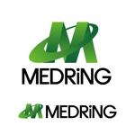 j-designさんの次世代クリニックグループ「MEDRiNG」のロゴへの提案
