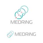 torifupさんの次世代クリニックグループ「MEDRiNG」のロゴへの提案