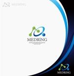 NJONESさんの次世代クリニックグループ「MEDRiNG」のロゴへの提案