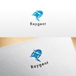 REVELAさんの広告会社「Raygent(レイジェント)」のロゴへの提案