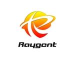 haruka0115322さんの広告会社「Raygent(レイジェント)」のロゴへの提案