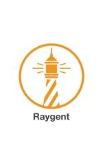 tme_903さんの広告会社「Raygent(レイジェント)」のロゴへの提案