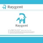 chopin1810lisztさんの広告会社「Raygent(レイジェント)」のロゴへの提案