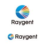 tsujimoさんの広告会社「Raygent(レイジェント)」のロゴへの提案